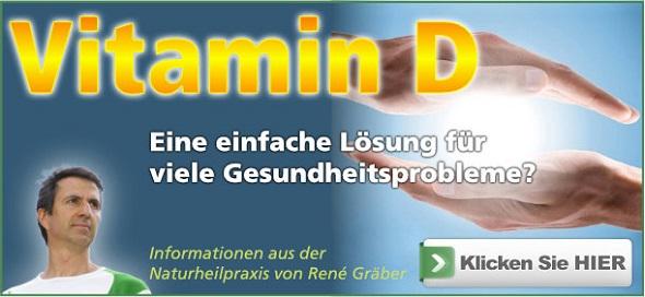 Vitamin D Buch von Rene Gräber