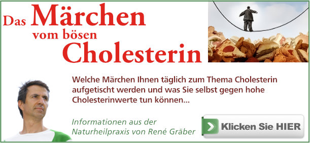 Buch: Das Märchen vom bösen Cholesterin