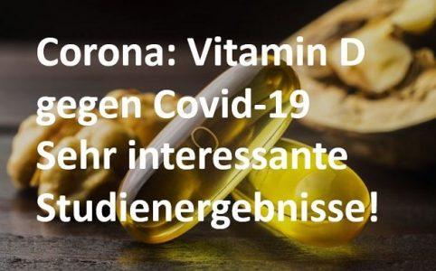 Vitamin D gegen Corona - COVID-19