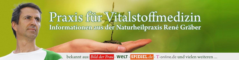 Der Vitalstoffmedizin Blog - Vitamine, Mineralstoffe & mehr
